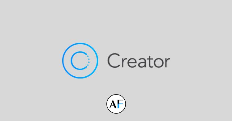 Ionic Creator